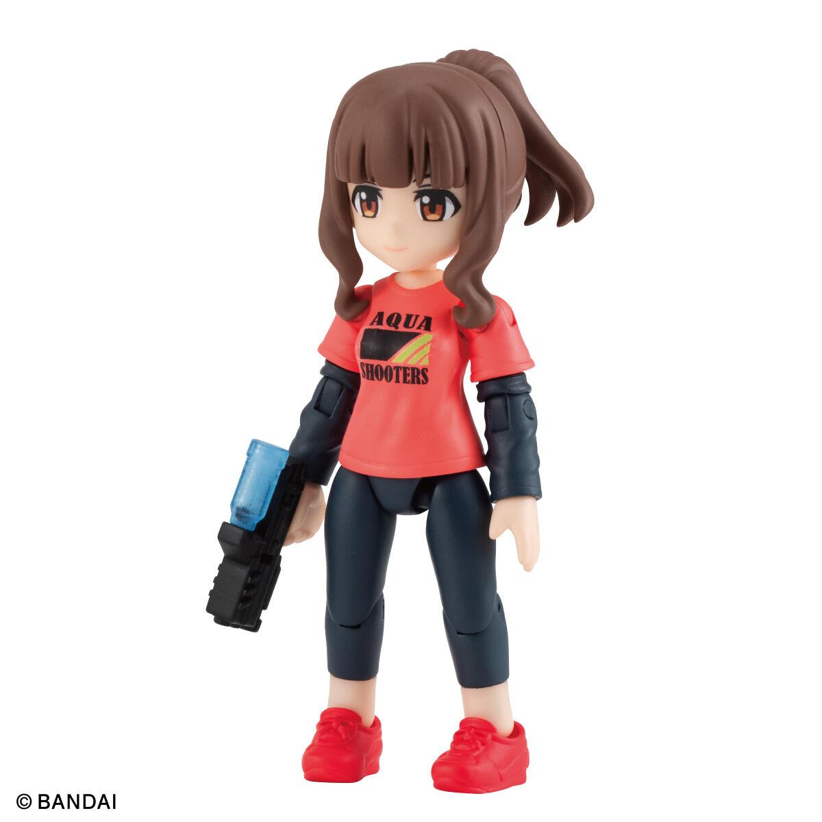 【限定販売】ガシャポン『AQUA SHOOTERS!08』10個入りBOX-005