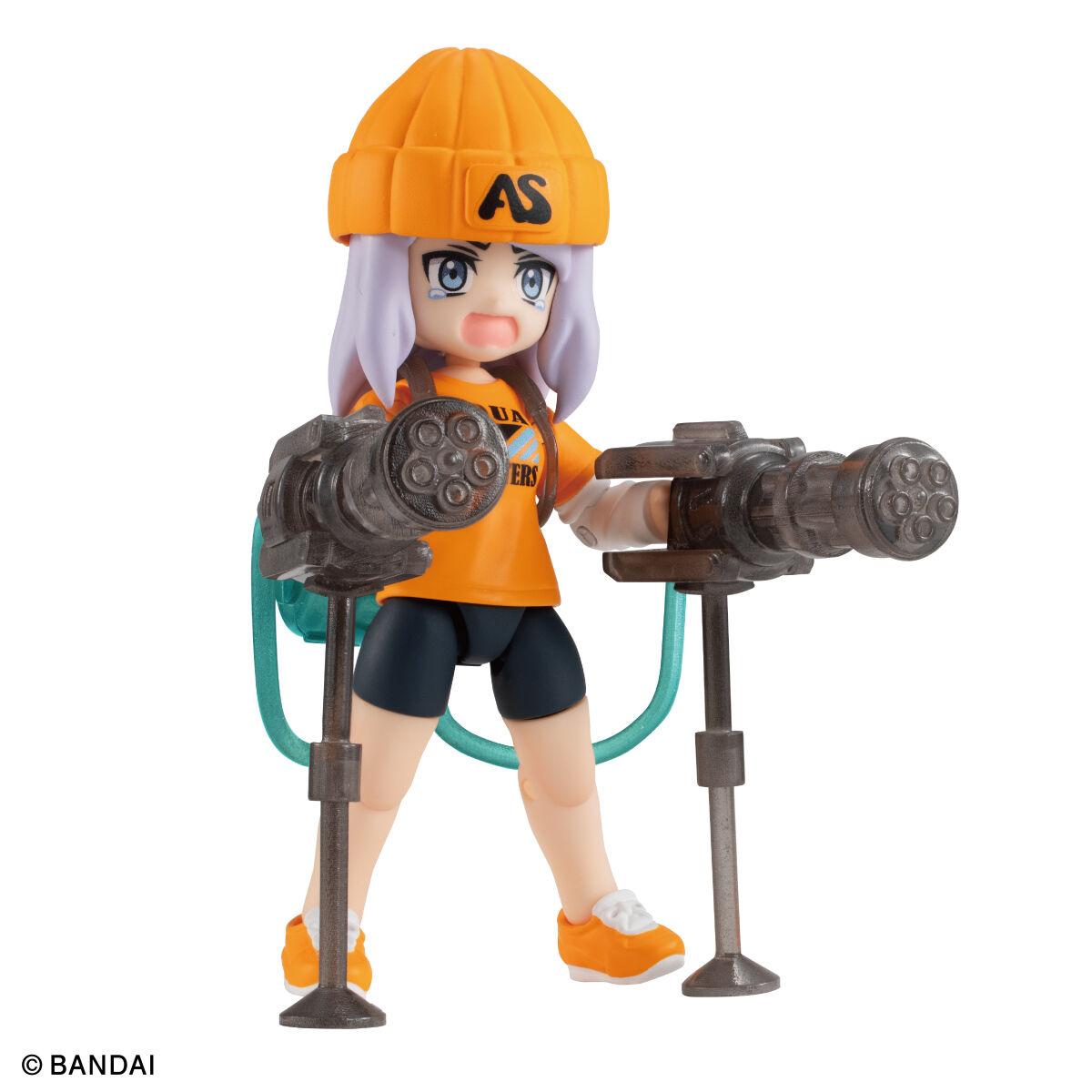 【限定販売】ガシャポン『AQUA SHOOTERS!08』10個入りBOX-015