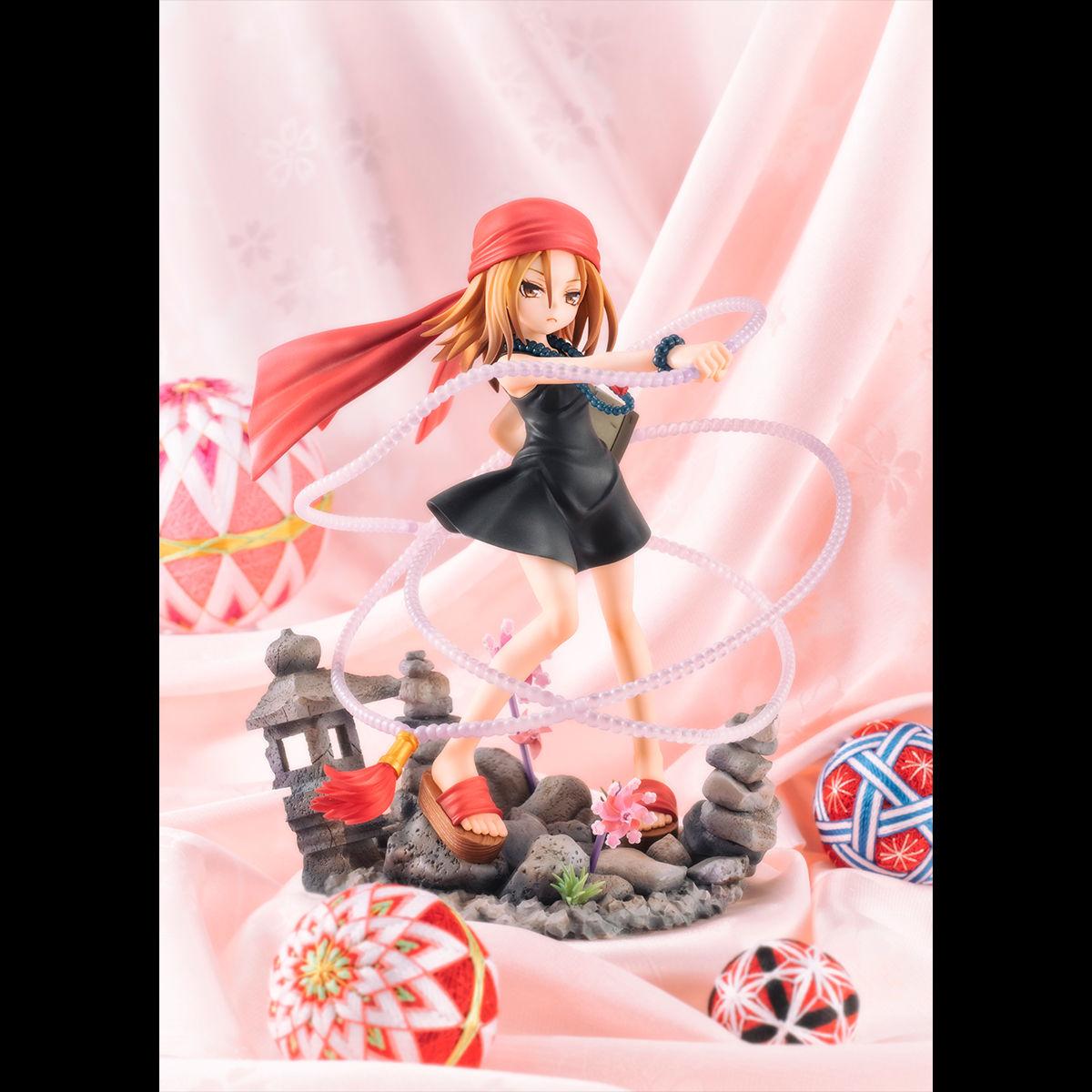 【限定販売】Lucrea ルクリア『恐山アンナ』SHAMAN KING 完成品フィギュア-008