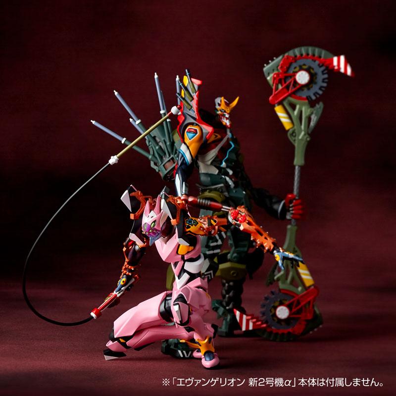 EVANGELION EVOLUTION『EV-023 改8号機γ』シン・エヴァンゲリオン劇場版 可動フィギュア-018