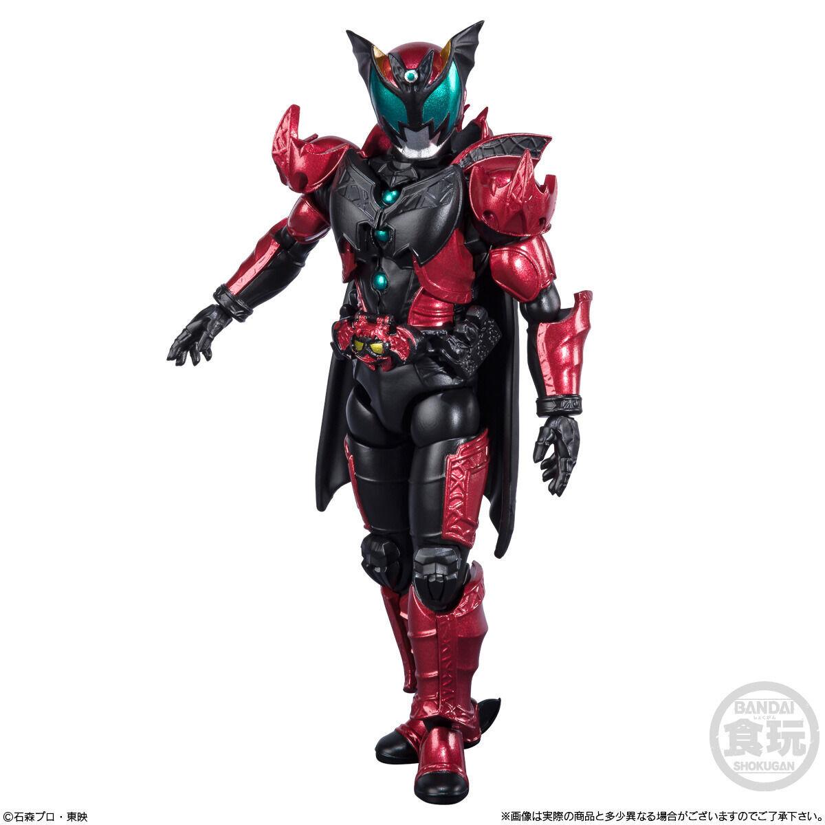 【食玩】SHODO-O『仮面ライダー8』可動フィギュア 10個入りBOX-009