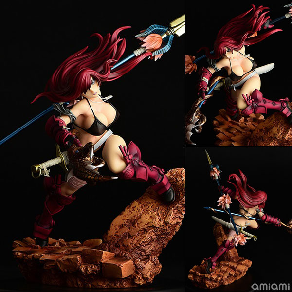 FAIRY TAIL『エルザ・スカーレットthe騎士ver.another color:紅鎧:』1/6 完成品フィギュア