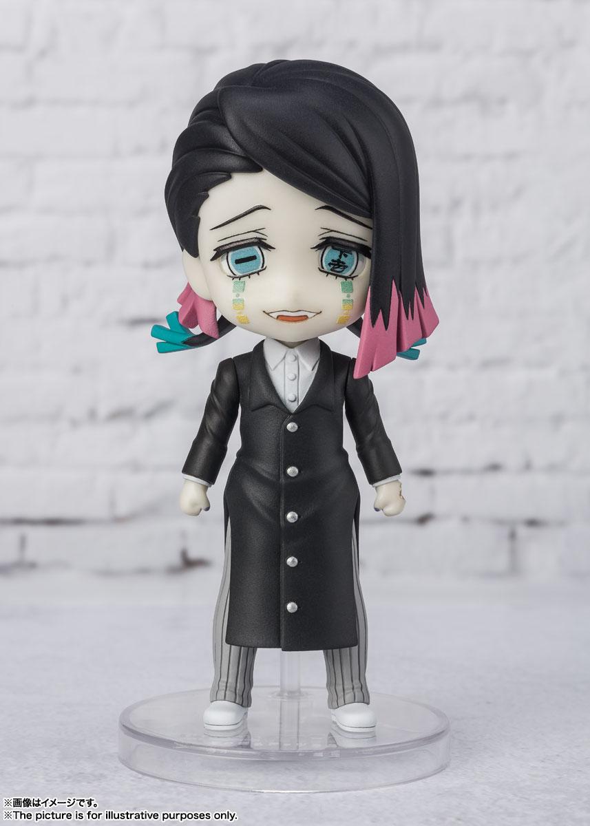 Figuarts mini『魘夢』鬼滅の刃 デフォルメ可動フィギュア-002