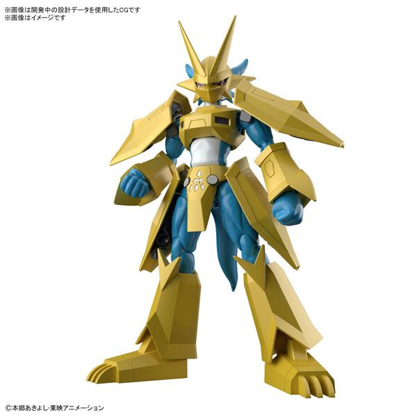 Figure-rise Standard『マグナモン』デジモンテイマーズ プラモデル