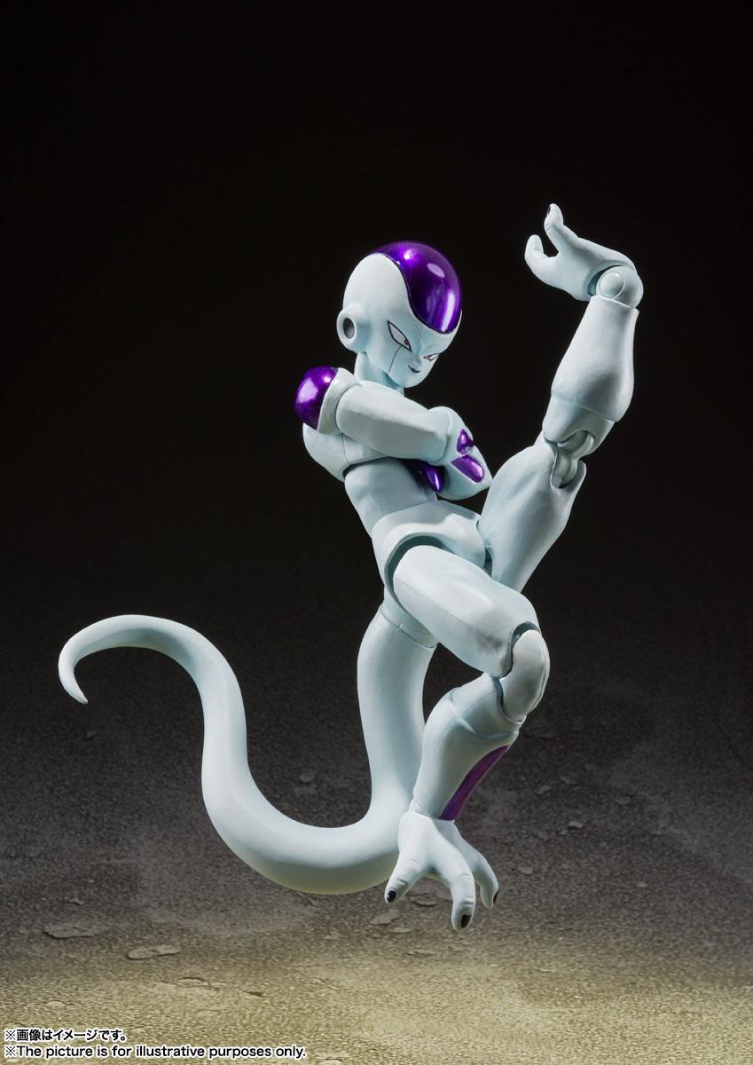 S.H.Figuarts『フリーザ 第四形態』ドラゴンボールZ 可動フィギュア-002