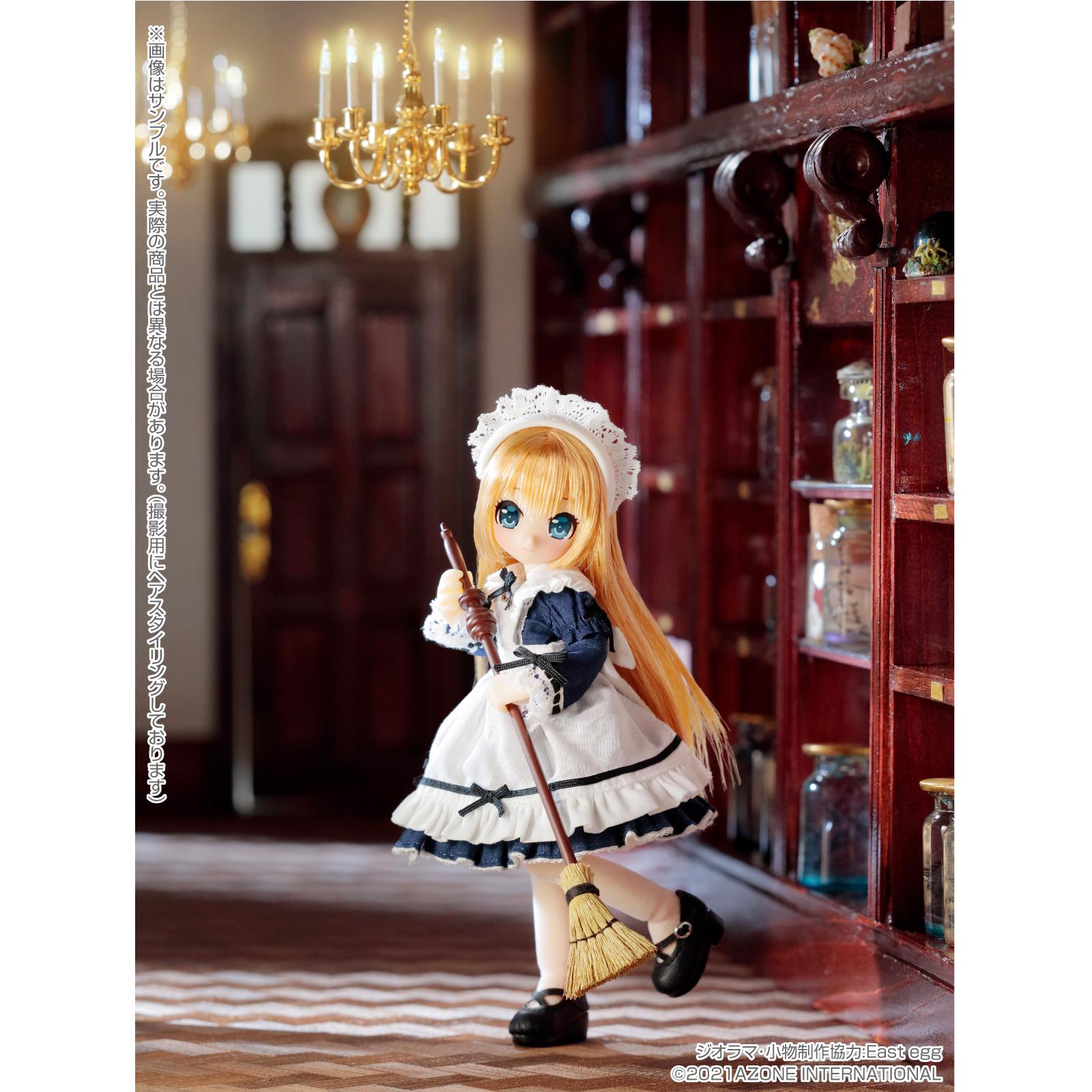 Lil'Fairy ~ちいさなお手伝いさん~『エルノ 7th anniv.(ノーマル口ver.)』1/12 完成品ドール-001