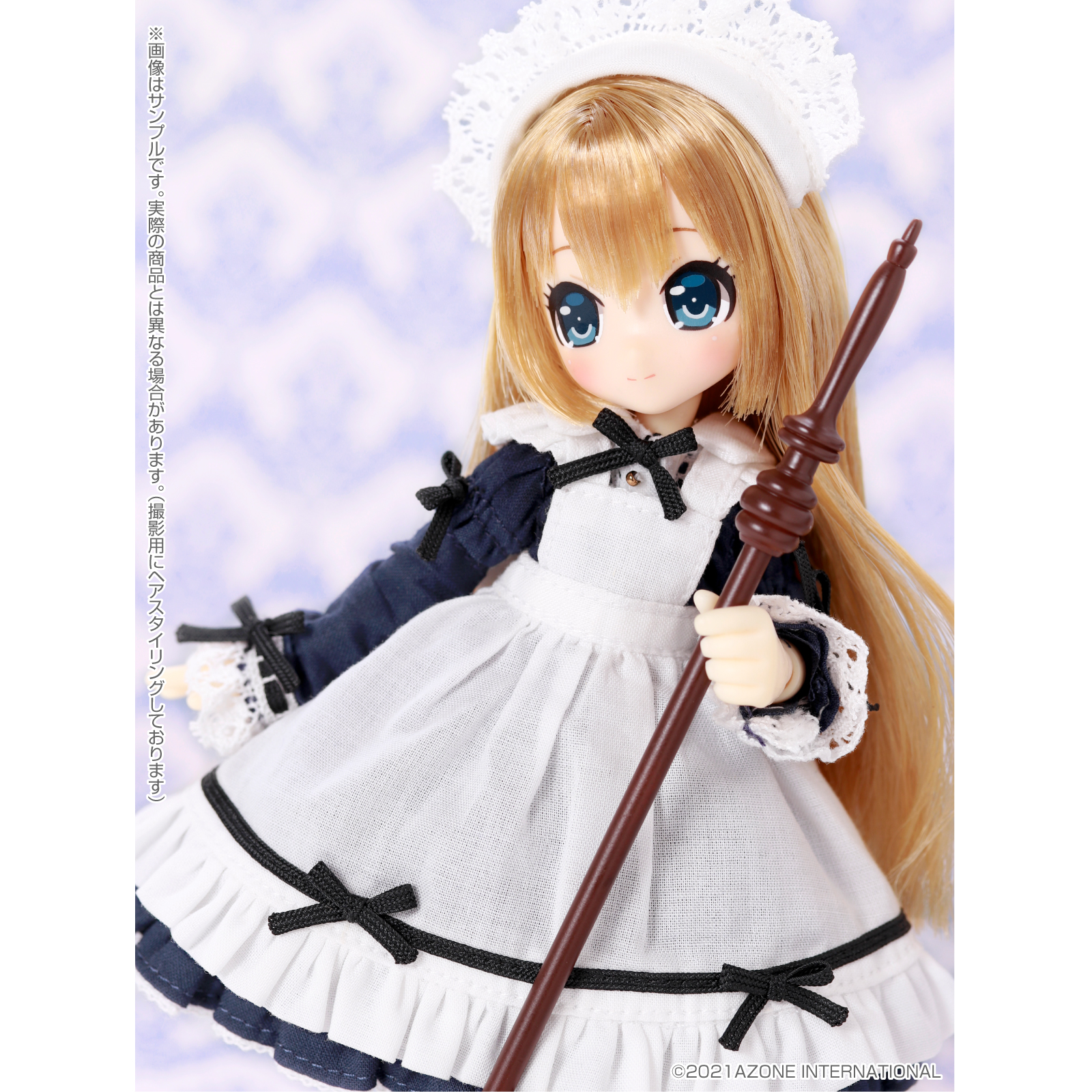 Lil'Fairy ~ちいさなお手伝いさん~『エルノ 7th anniv.(ノーマル口ver.)』1/12 完成品ドール-002