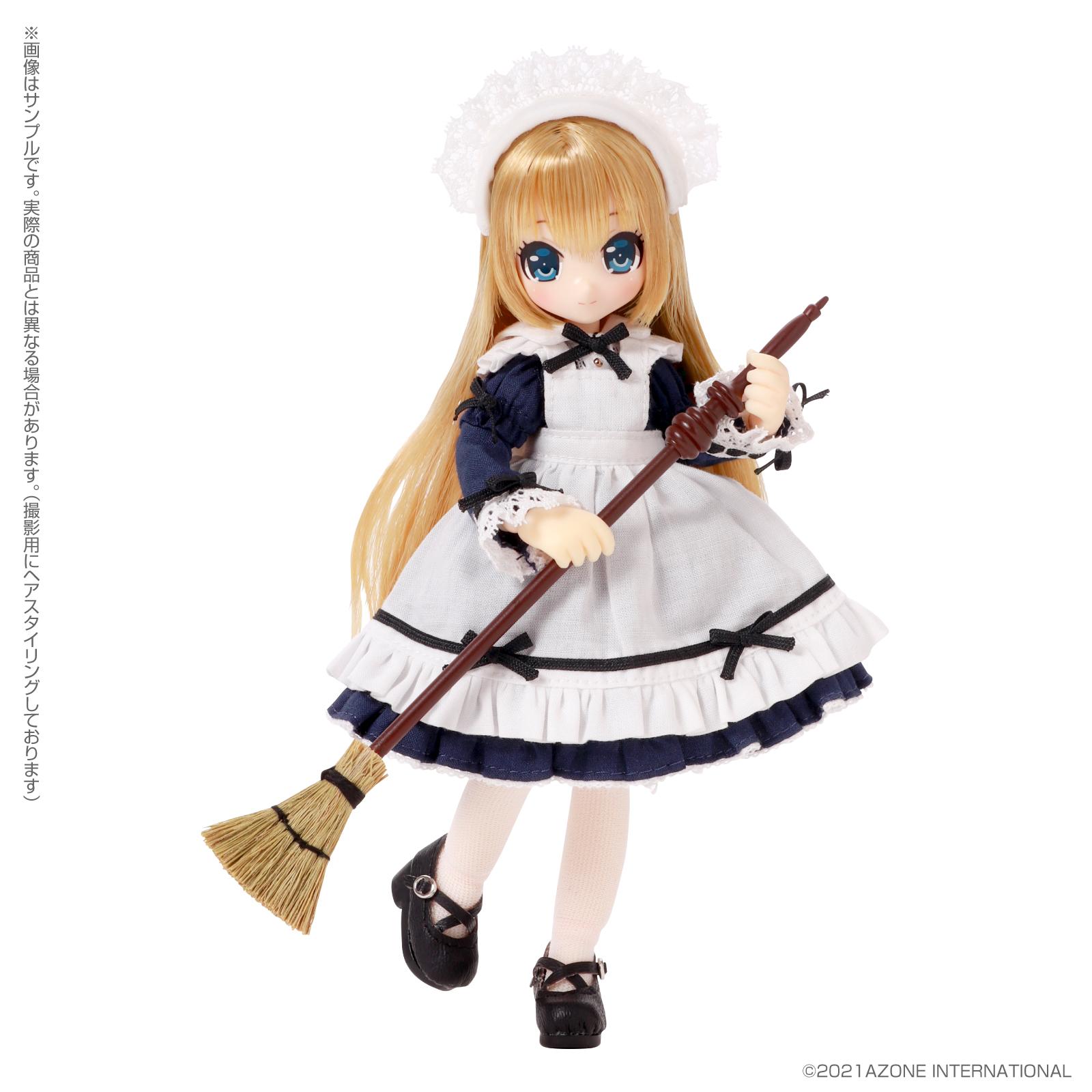Lil'Fairy ~ちいさなお手伝いさん~『エルノ 7th anniv.(ノーマル口ver.)』1/12 完成品ドール-005