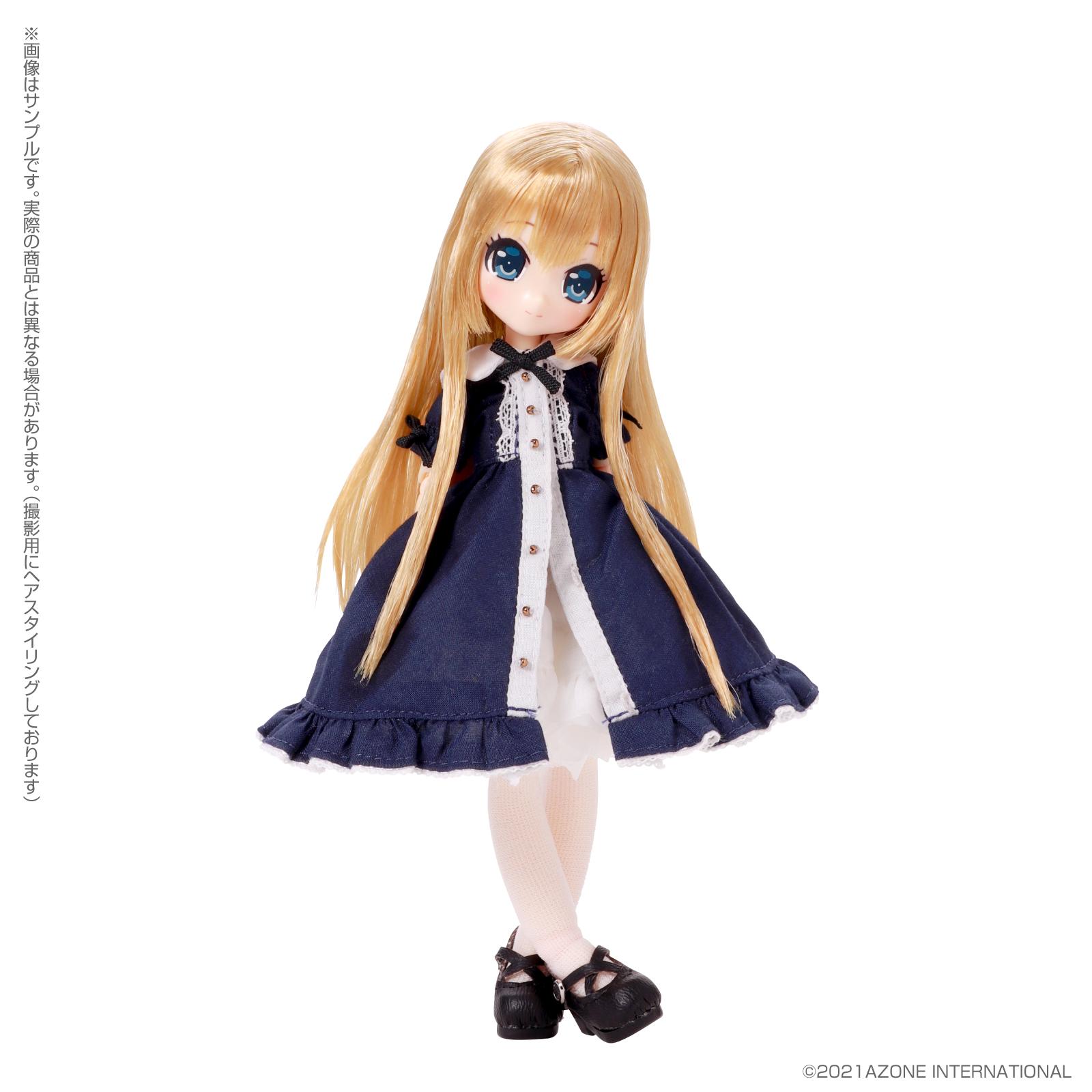 Lil'Fairy ~ちいさなお手伝いさん~『エルノ 7th anniv.(ノーマル口ver.)』1/12 完成品ドール-009