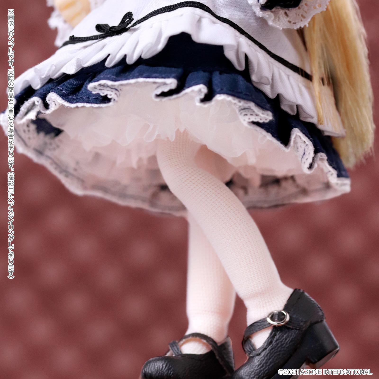 Lil'Fairy ~ちいさなお手伝いさん~『エルノ 7th anniv.(ノーマル口ver.)』1/12 完成品ドール-015
