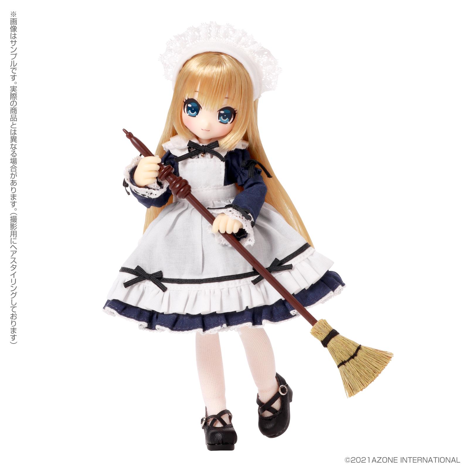 Lil'Fairy ~ちいさなお手伝いさん~『エルノ 7th anniv.(ノーマル口ver.)』1/12 完成品ドール-016