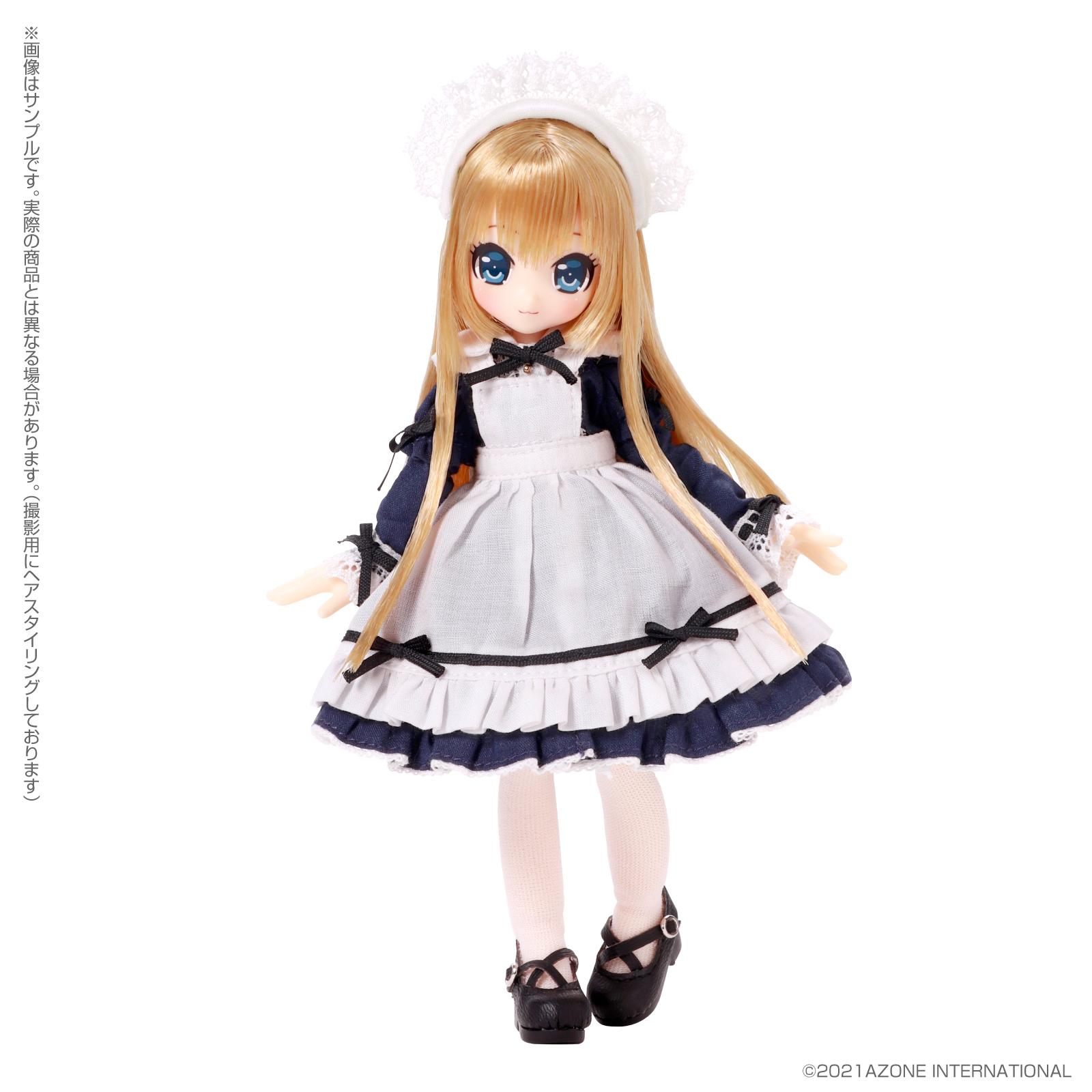 Lil'Fairy ~ちいさなお手伝いさん~『エルノ 7th anniv.(ノーマル口ver.)』1/12 完成品ドール-017