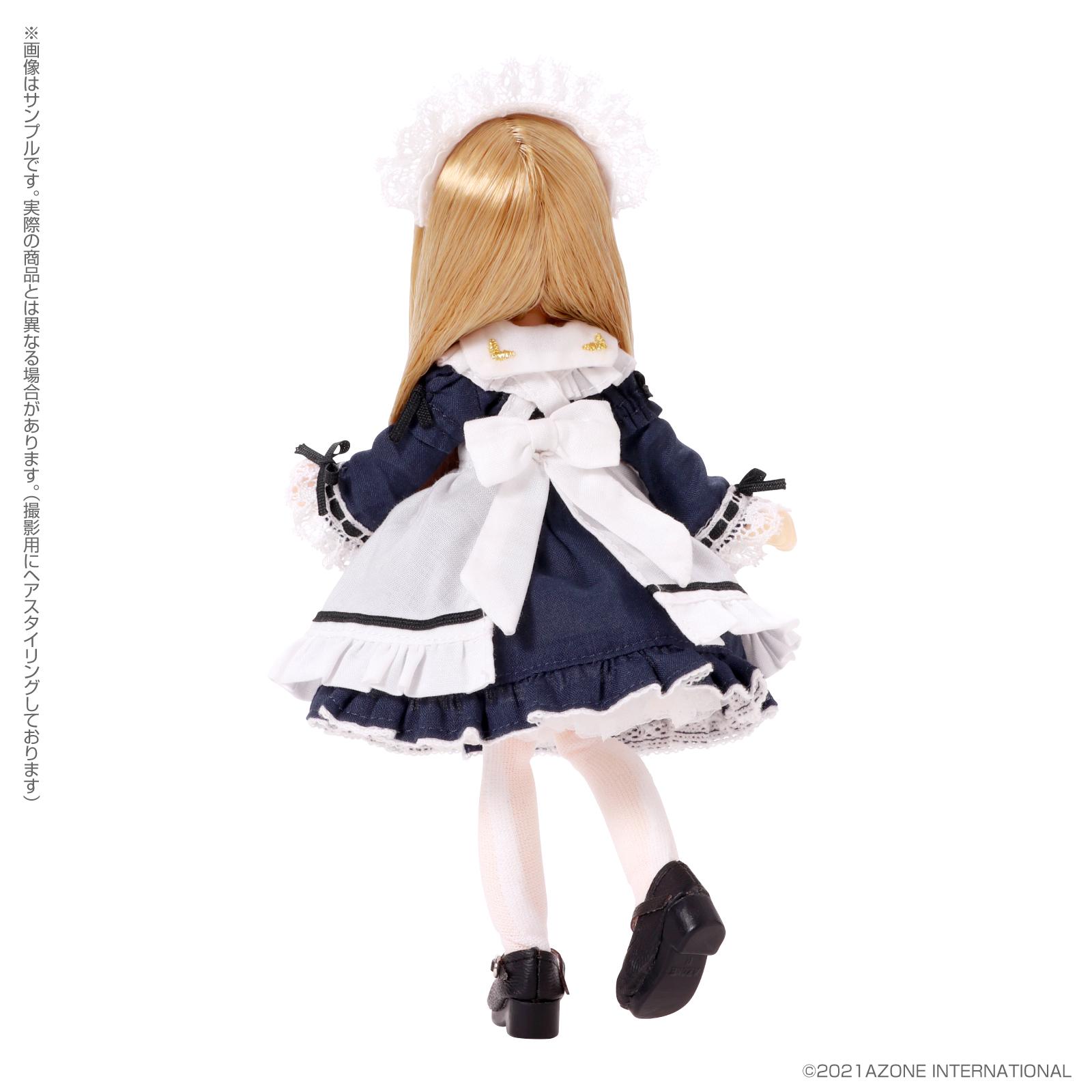 Lil'Fairy ~ちいさなお手伝いさん~『エルノ 7th anniv.(ノーマル口ver.)』1/12 完成品ドール-018