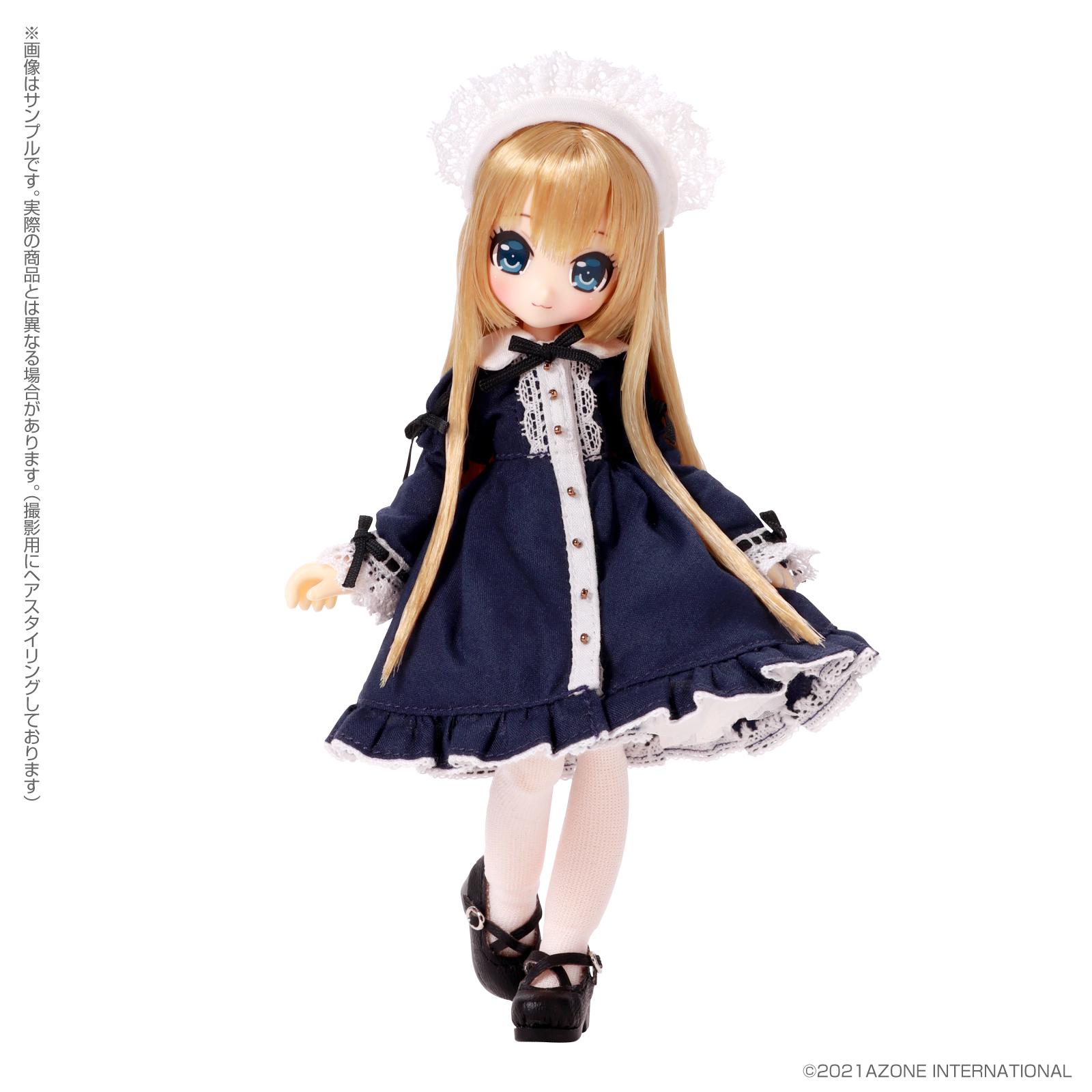 Lil'Fairy ~ちいさなお手伝いさん~『エルノ 7th anniv.(ノーマル口ver.)』1/12 完成品ドール-019