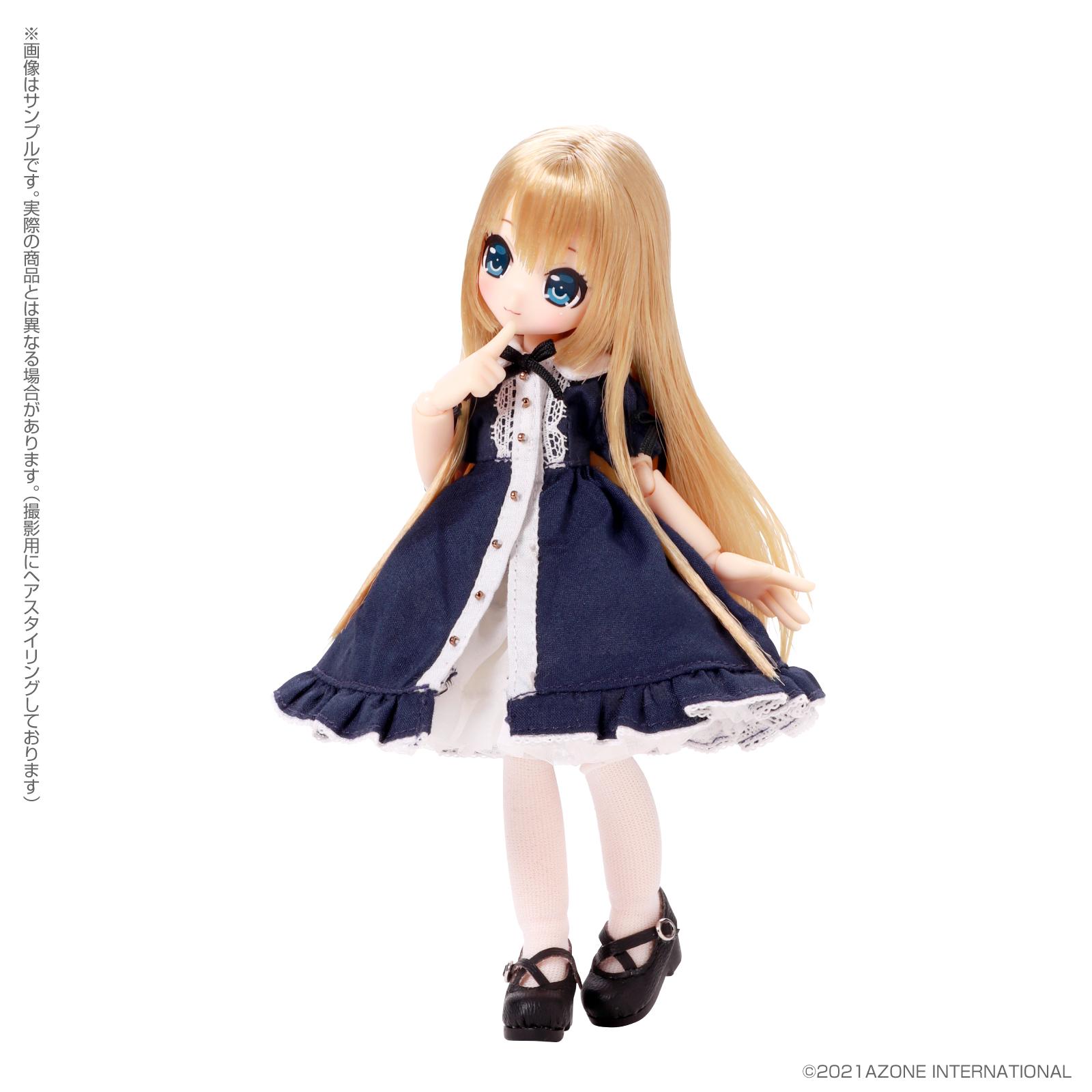 Lil'Fairy ~ちいさなお手伝いさん~『エルノ 7th anniv.(ノーマル口ver.)』1/12 完成品ドール-020