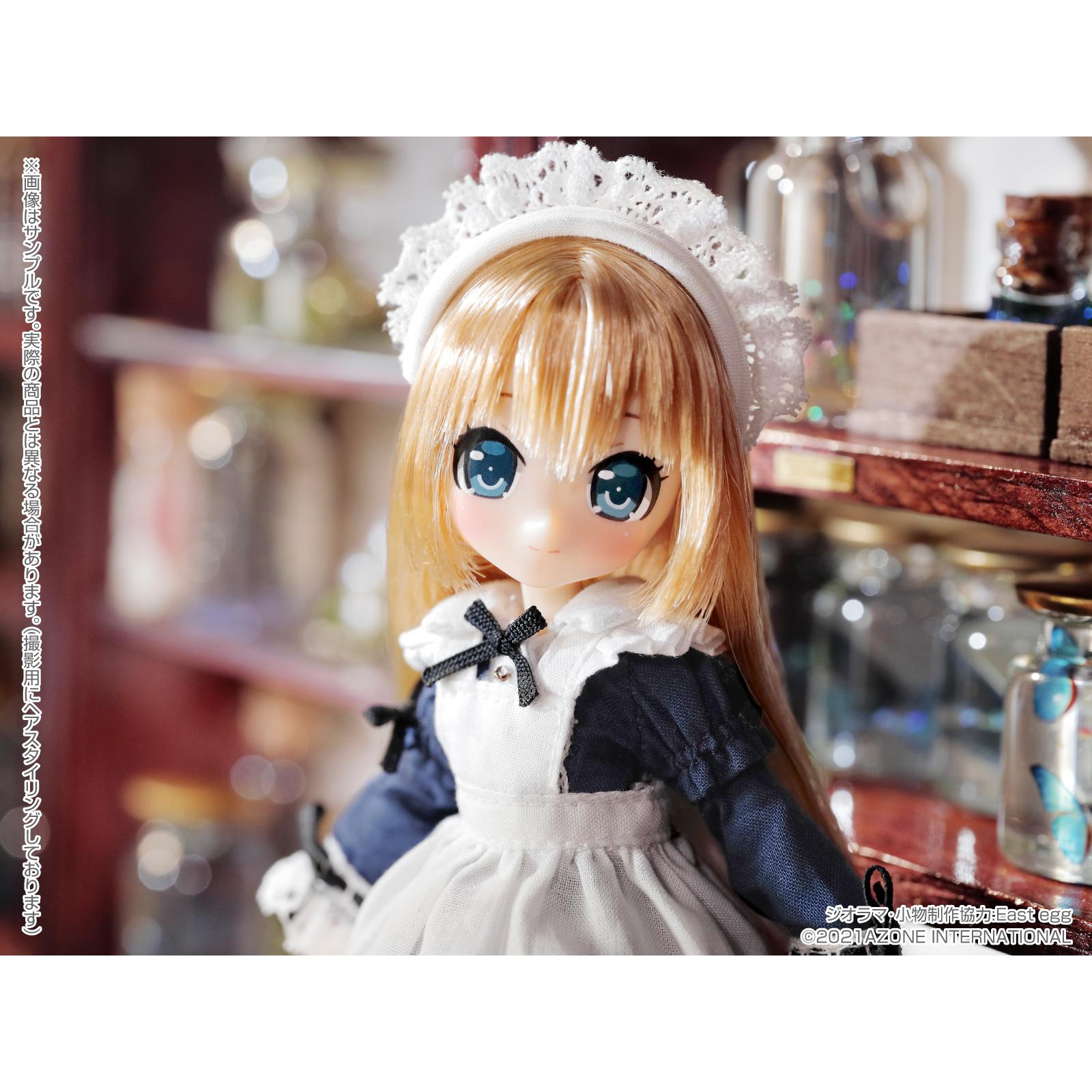 Lil'Fairy ~ちいさなお手伝いさん~『エルノ 7th anniv.(ノーマル口ver.)』1/12 完成品ドール-021