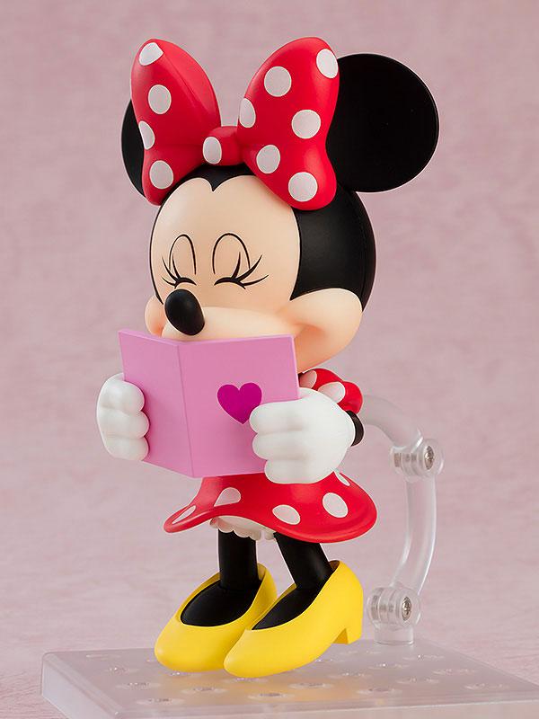 ねんどろいど『ミニーマウス 水玉ドレスVer.』ディズニー デフォルメ可動フィギュア-003