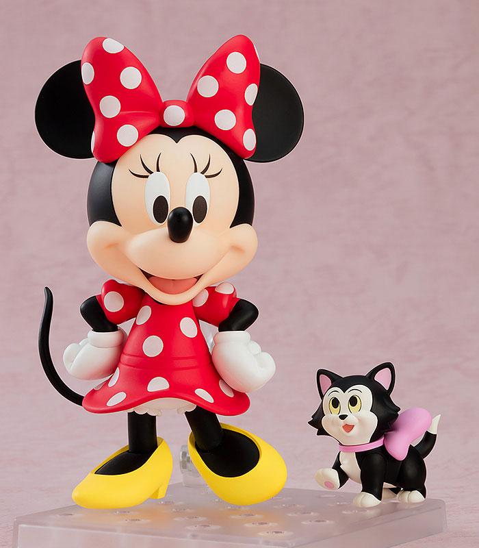 ねんどろいど『ミニーマウス 水玉ドレスVer.』ディズニー デフォルメ可動フィギュア-004