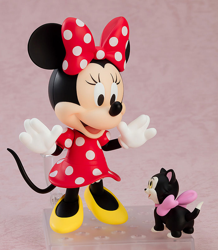 ねんどろいど『ミニーマウス 水玉ドレスVer.』ディズニー デフォルメ可動フィギュア-005