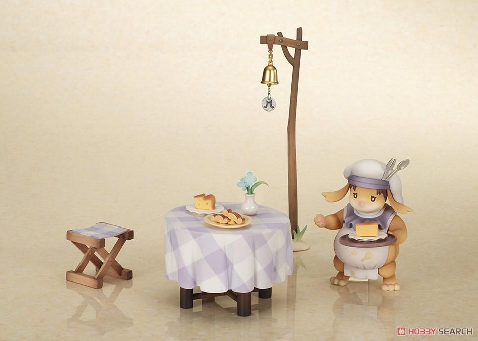 オーディンスフィア レイヴスラシル『モーリィの出張レストラン フルセット with グウェンドリン』完成品フィギュア-004