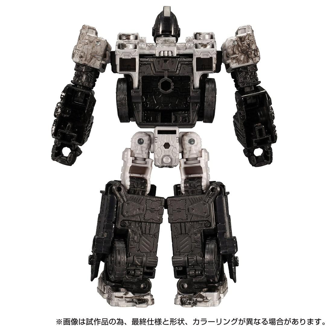 トランスフォーマー ウォーフォーサイバトロン『WFC-21 ディーシアスアーミードローン』可変可動フィギュア-002