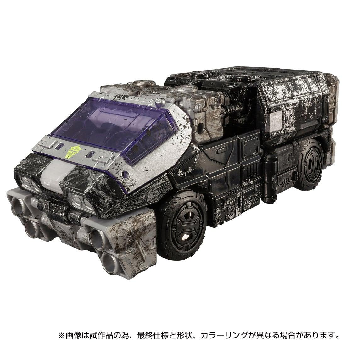 トランスフォーマー ウォーフォーサイバトロン『WFC-21 ディーシアスアーミードローン』可変可動フィギュア-006