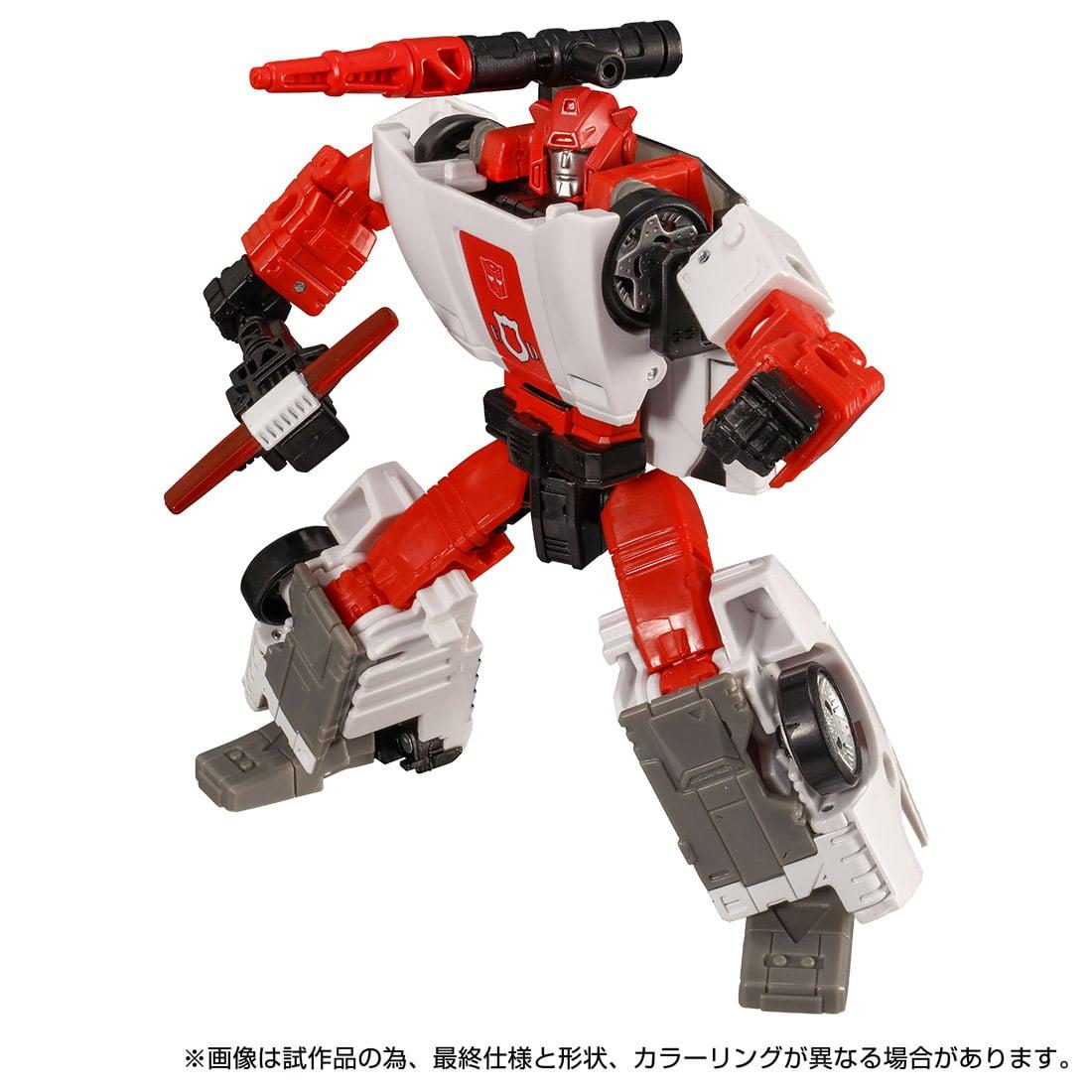 トランスフォーマー キングダム『KD-18 レッドアラート』可変可動フィギュア-001