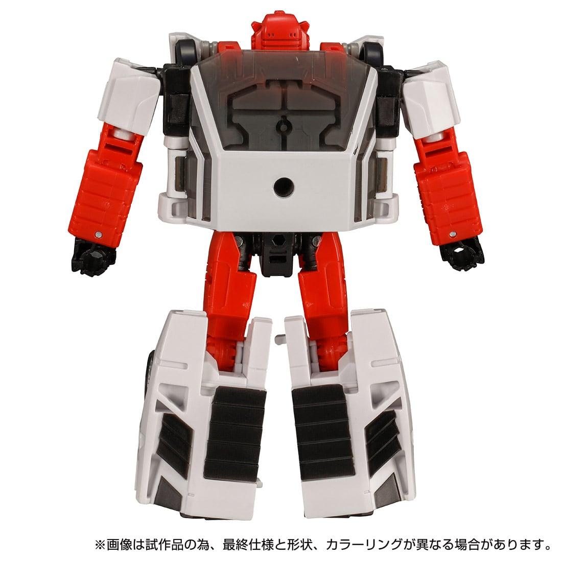 トランスフォーマー キングダム『KD-18 レッドアラート』可変可動フィギュア-003