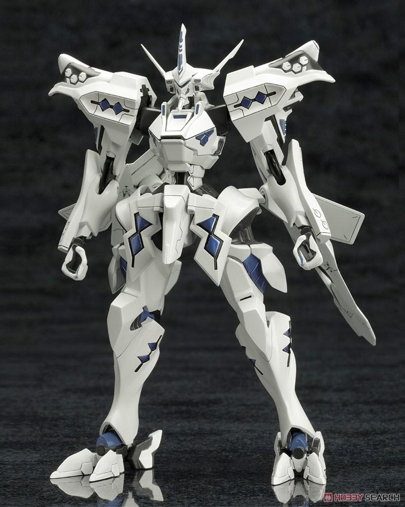【再販】マブラヴ オルタネイティヴ『武御雷 Type-00A』1/144 プラモデル-001