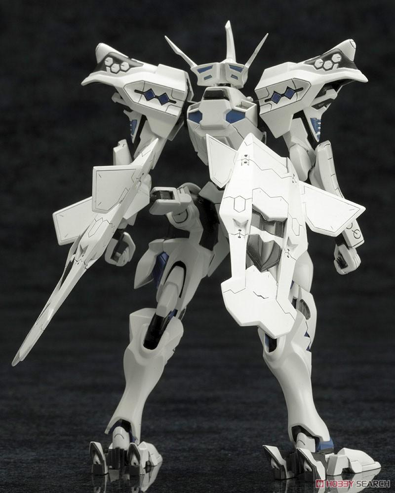 【再販】マブラヴ オルタネイティヴ『武御雷 Type-00A』1/144 プラモデル-002