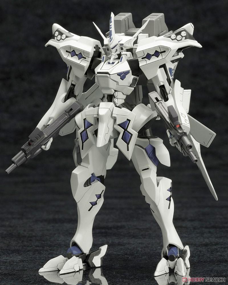 【再販】マブラヴ オルタネイティヴ『武御雷 Type-00A』1/144 プラモデル-003
