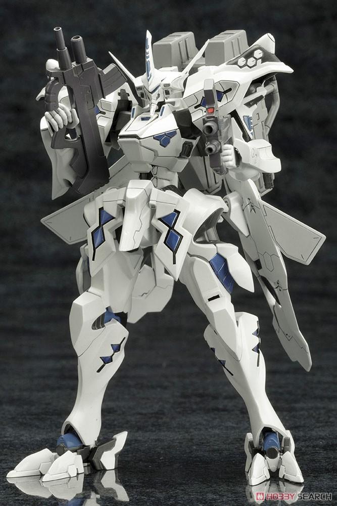 【再販】マブラヴ オルタネイティヴ『武御雷 Type-00A』1/144 プラモデル-005