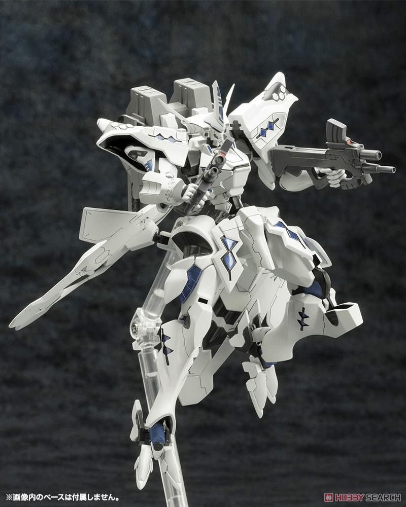 【再販】マブラヴ オルタネイティヴ『武御雷 Type-00A』1/144 プラモデル-006