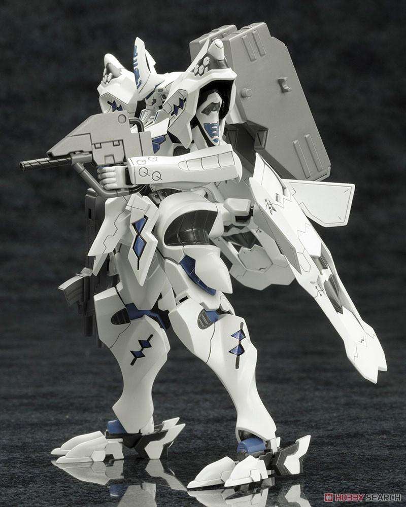 【再販】マブラヴ オルタネイティヴ『武御雷 Type-00A』1/144 プラモデル-007