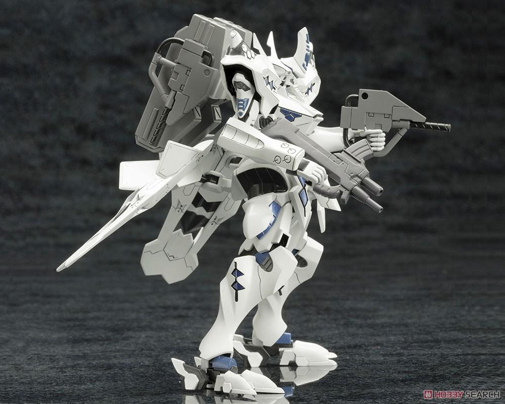 【再販】マブラヴ オルタネイティヴ『武御雷 Type-00A』1/144 プラモデル-008