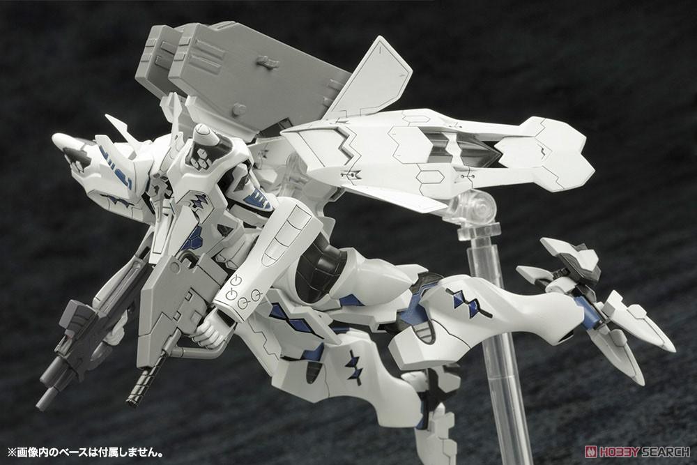 【再販】マブラヴ オルタネイティヴ『武御雷 Type-00A』1/144 プラモデル-009