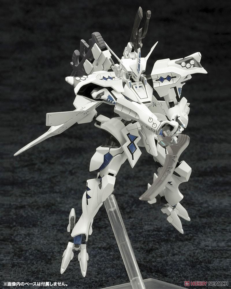 【再販】マブラヴ オルタネイティヴ『武御雷 Type-00A』1/144 プラモデル-010