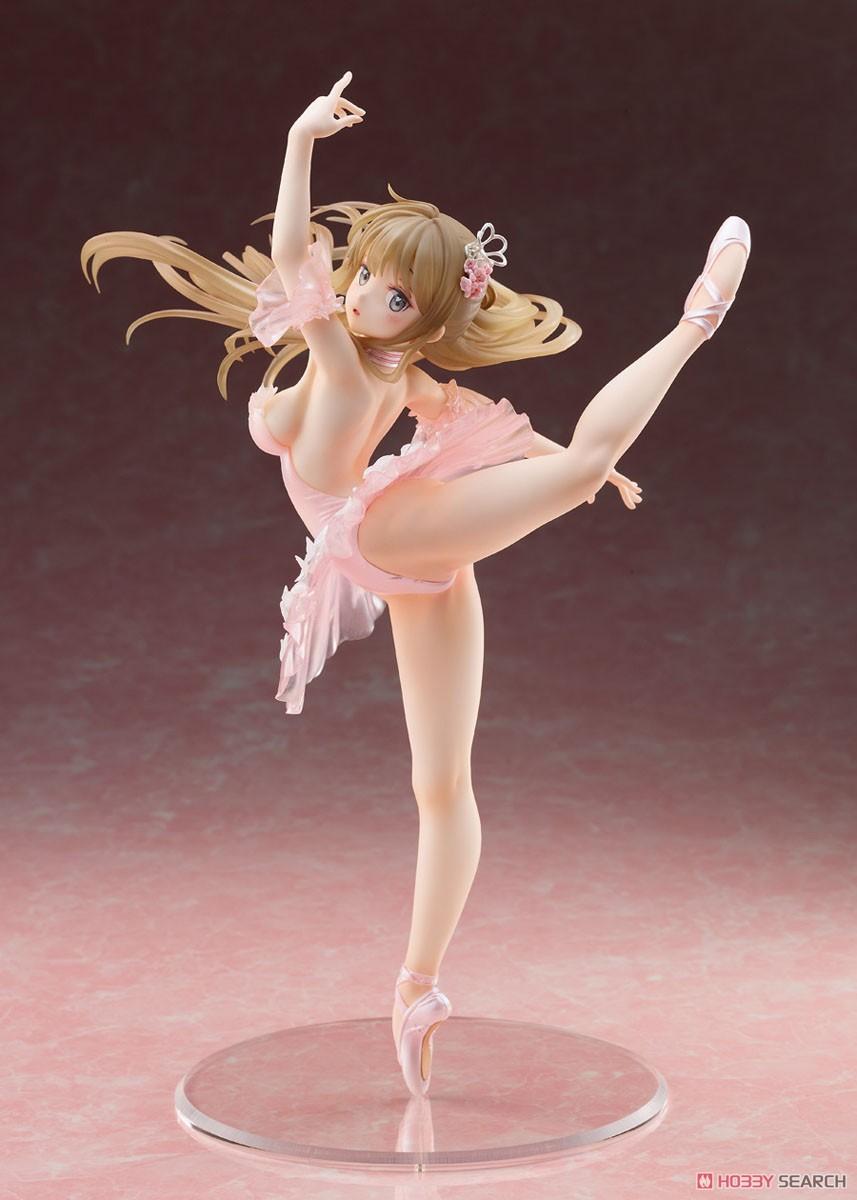 ドリームテック『白鳥の女の子』Avian Romance Pink Label 5 1/6 完成品フィギュア-001