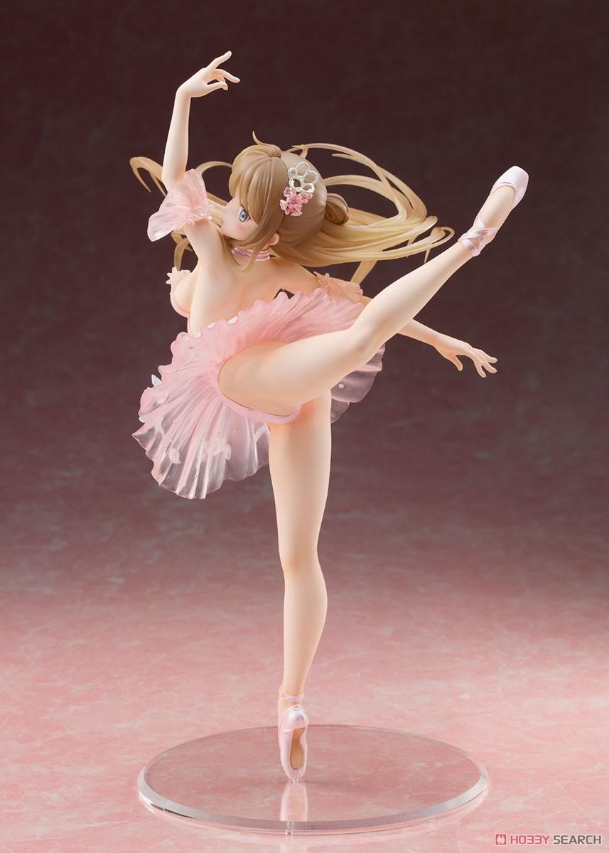 ドリームテック『白鳥の女の子』Avian Romance Pink Label 5 1/6 完成品フィギュア-002
