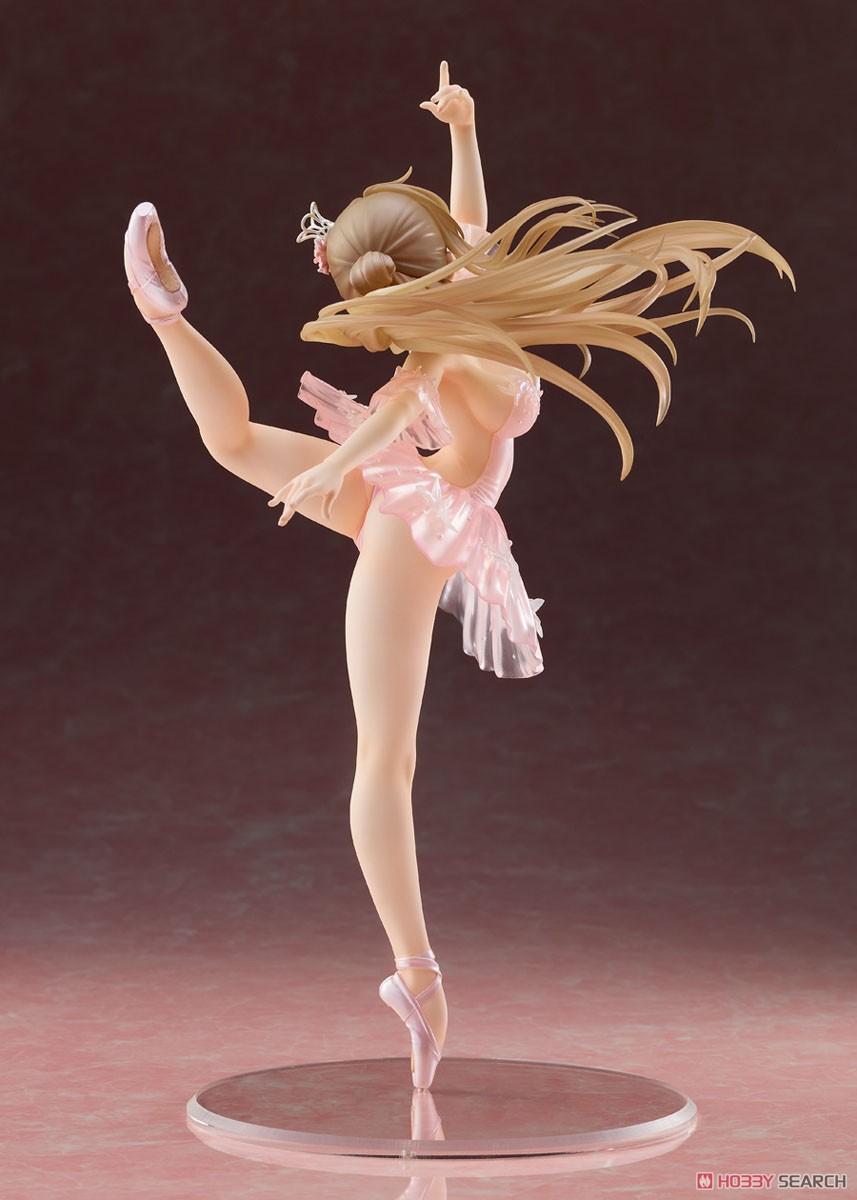 ドリームテック『白鳥の女の子』Avian Romance Pink Label 5 1/6 完成品フィギュア-003