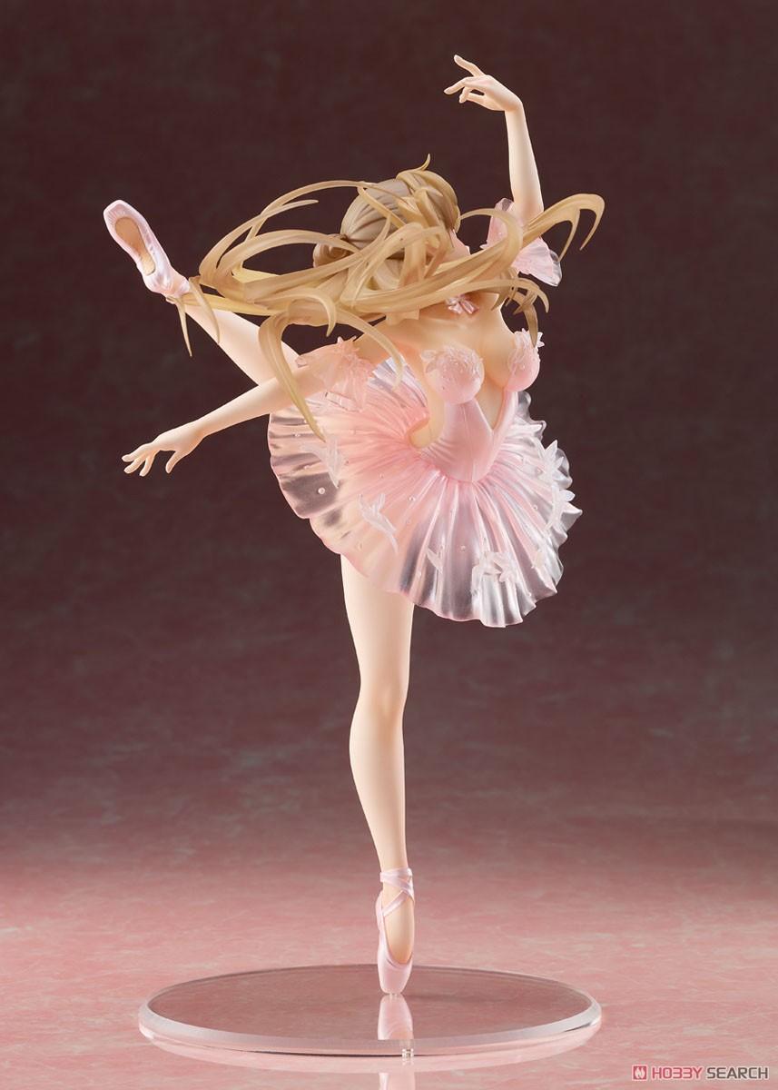 ドリームテック『白鳥の女の子』Avian Romance Pink Label 5 1/6 完成品フィギュア-004