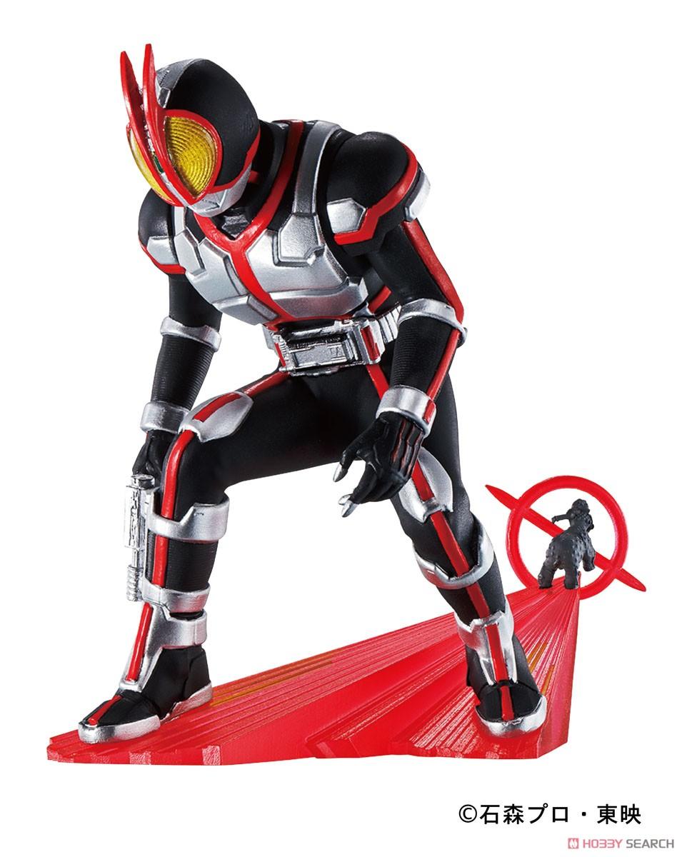 プチラマシリーズ『仮面ライダー Legend Rider Memories』4個入りBOX-003