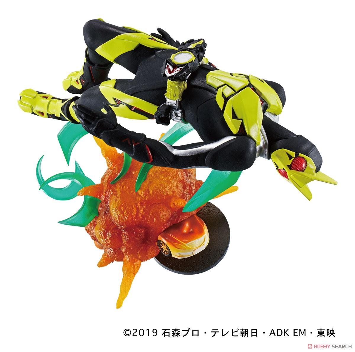 プチラマシリーズ『仮面ライダー Legend Rider Memories』4個入りBOX-004