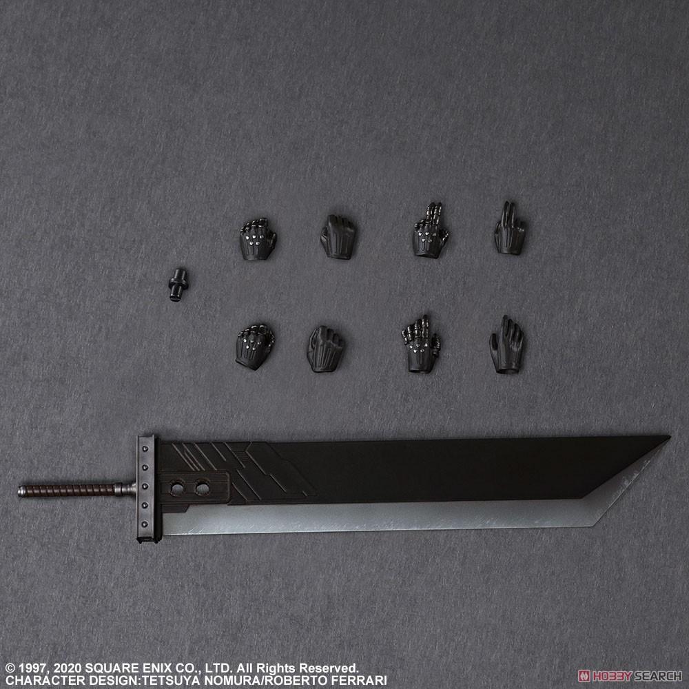 PLAY ARTS改『ジェシー』ファイナルファンタジーVII リメイク 可動フィギュア-025