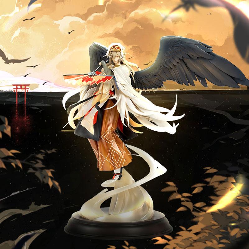 【限定販売】陰陽師本格幻想RPG『大天狗 雲間飛羽』1/8 完成品フィギュア-005