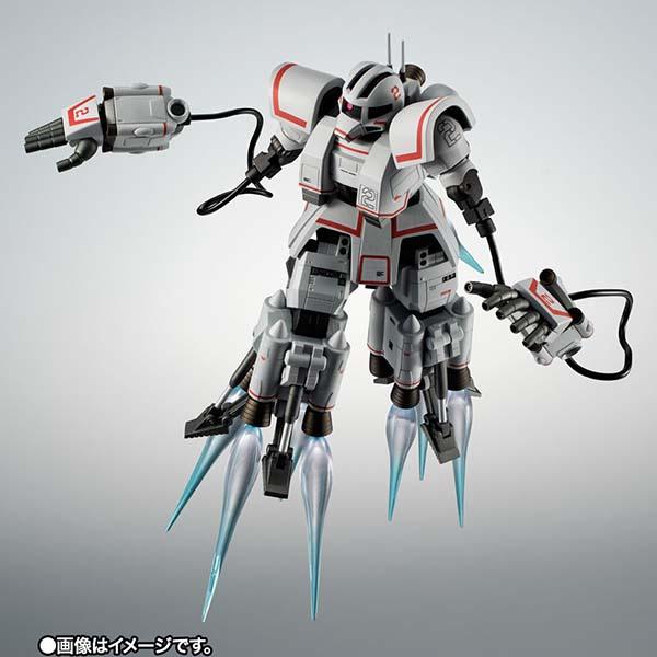 【限定販売】ROBOT魂〈SIDE MS〉『MSN-01 高速機動型ザク ver. A.N.I.M.E.』ガンダムMSV 可動フィギュア