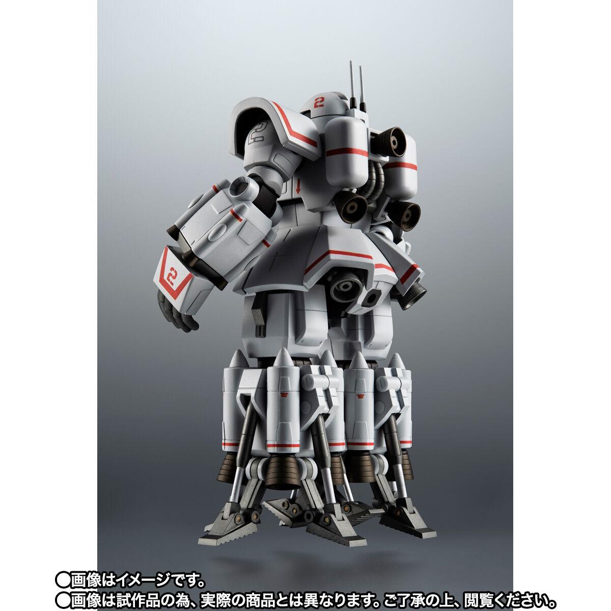 【限定販売】ROBOT魂〈SIDE MS〉『MSN-01 高速機動型ザク ver. A.N.I.M.E.』ガンダムMSV 可動フィギュア-003