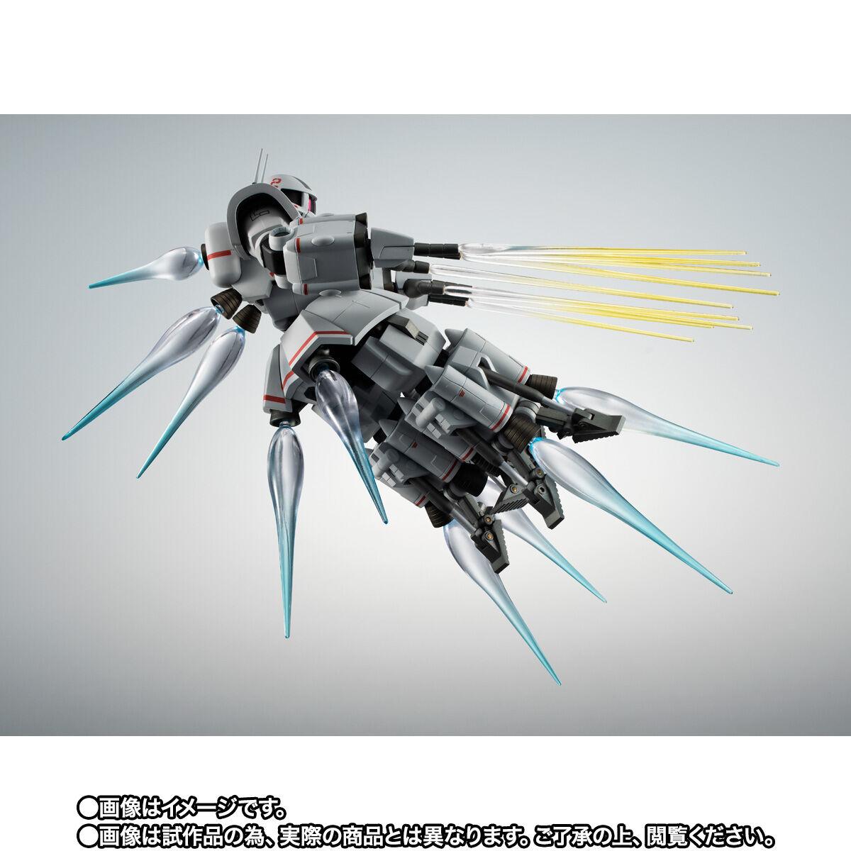 【限定販売】ROBOT魂〈SIDE MS〉『MSN-01 高速機動型ザク ver. A.N.I.M.E.』ガンダムMSV 可動フィギュア-005