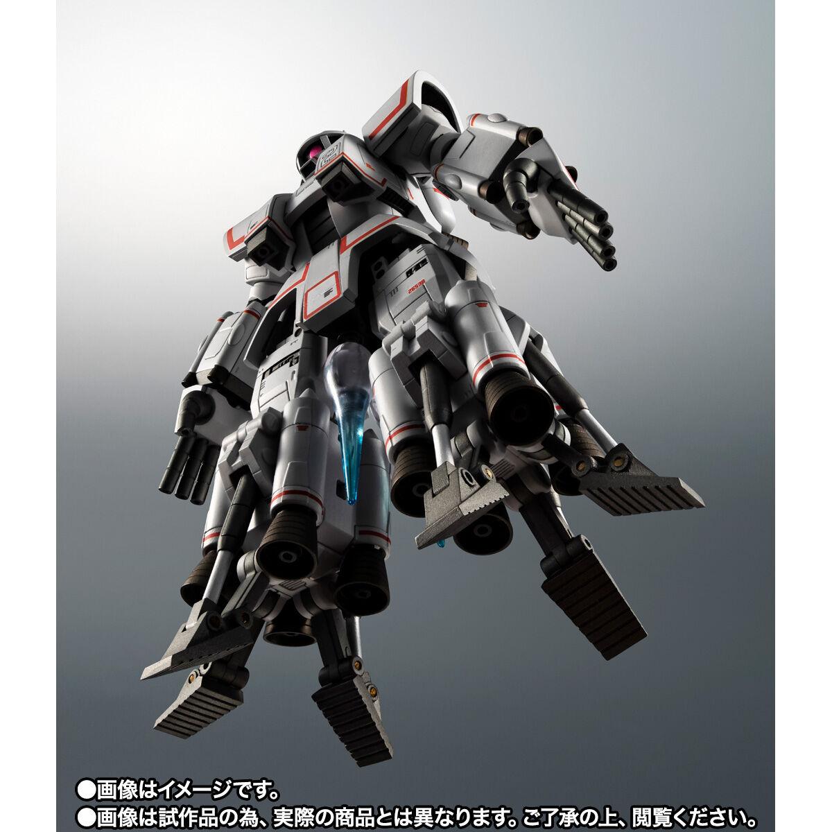 【限定販売】ROBOT魂〈SIDE MS〉『MSN-01 高速機動型ザク ver. A.N.I.M.E.』ガンダムMSV 可動フィギュア-009