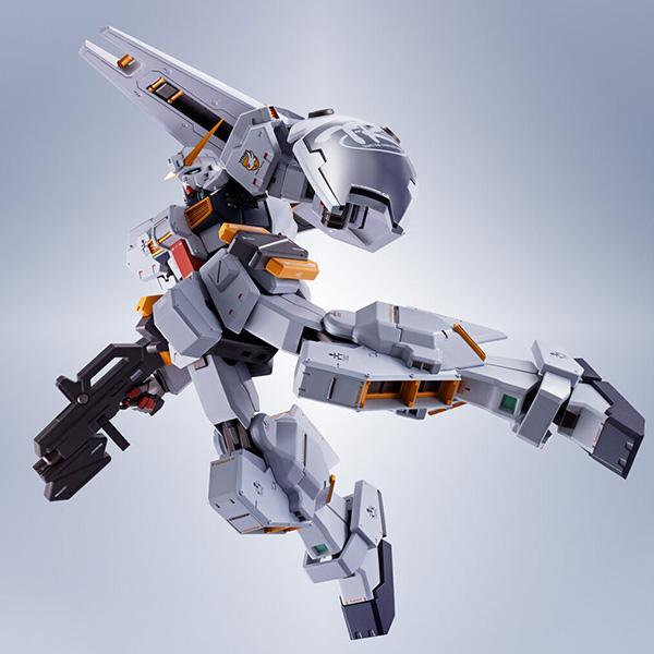 【限定販売】METAL ROBOT魂〈SIDE MS〉『ガンダムTR-1[ヘイズル改]&オプションパーツセット』ADVANCE OF Ζ ティターンズの旗のもとに 可動フィギュア